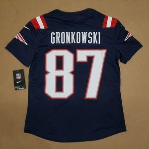 Nike Rob Gronkowski Patriots Jersey Women's Size S